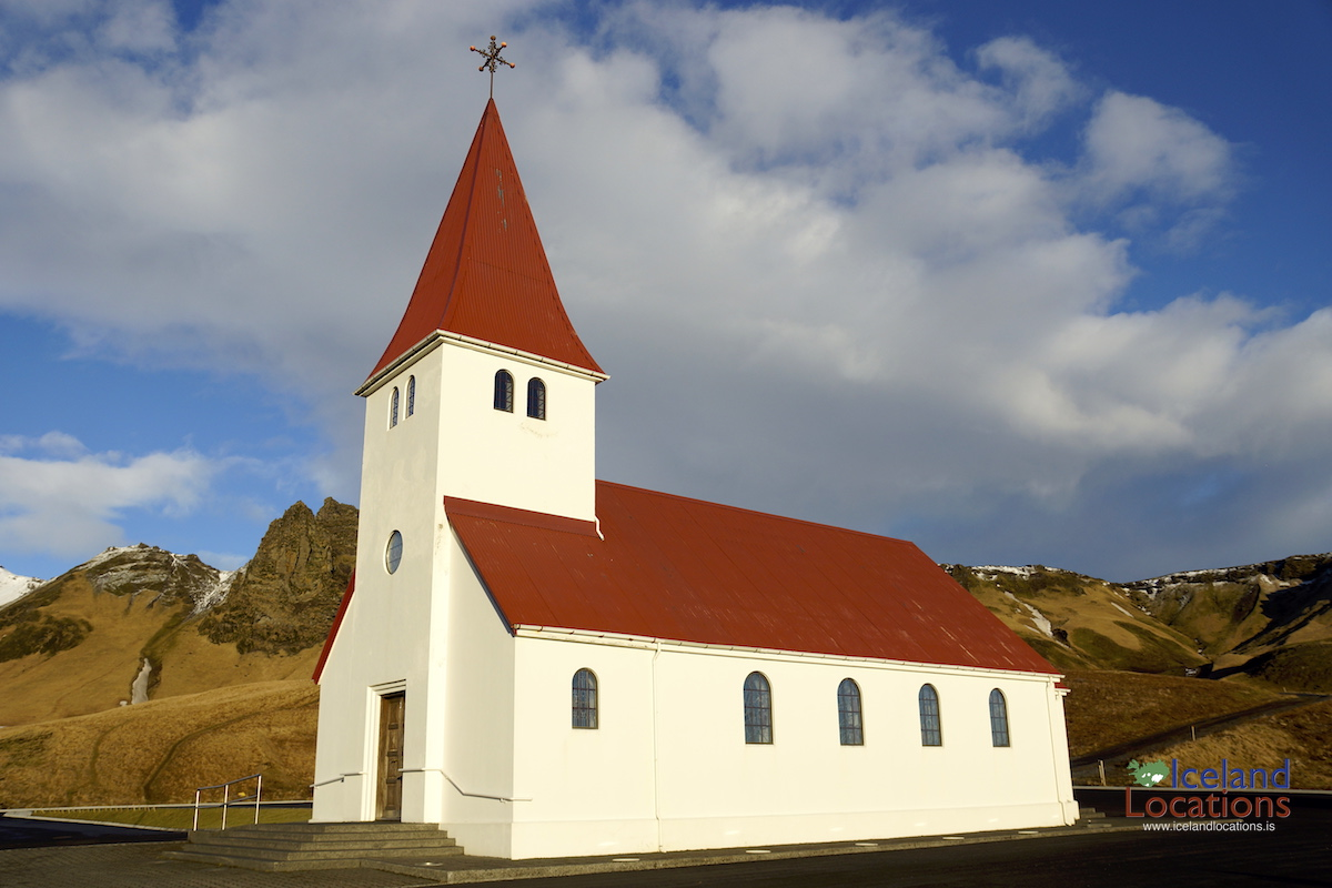 Vik_Church