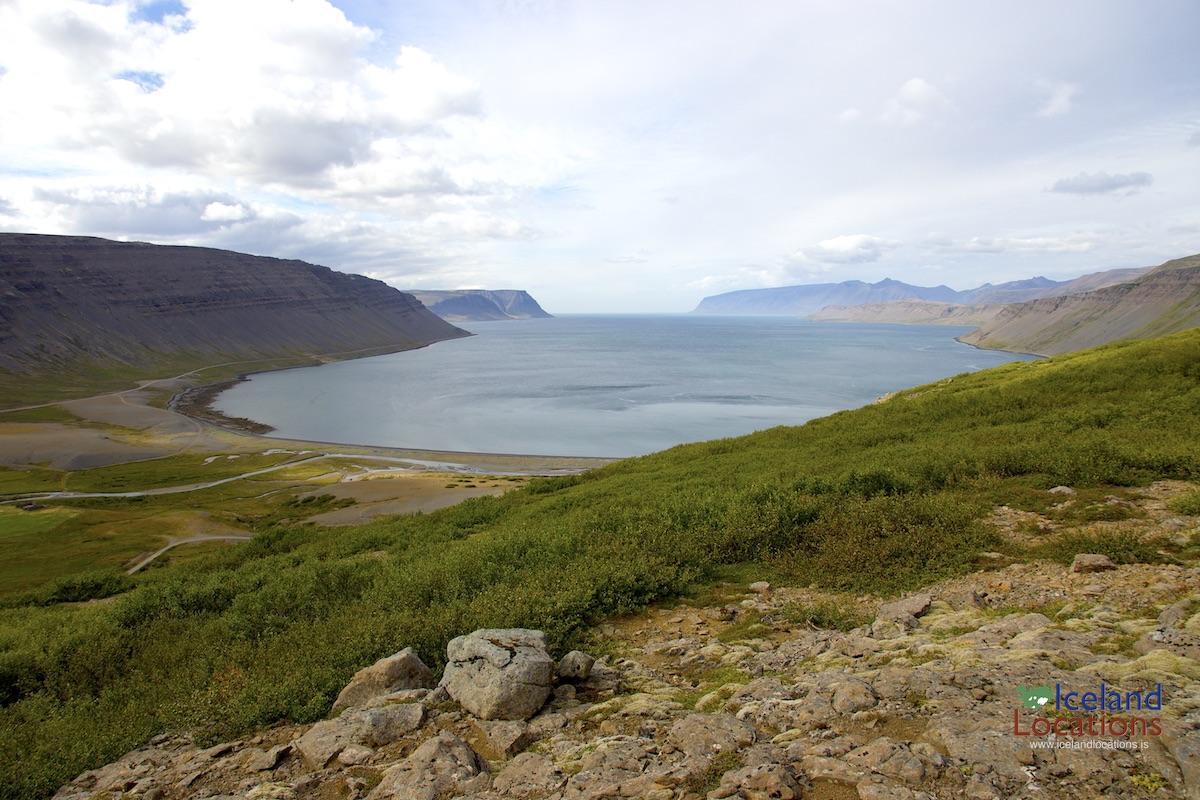 Trostansfjordur