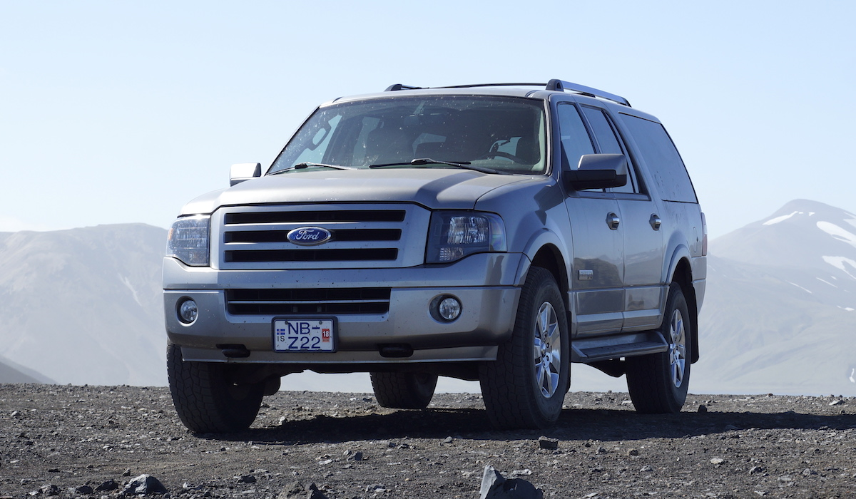 Ford Expedition Limited EL 4x4